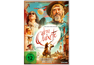 The Man Who Killed Don Quixote - (DVD)
