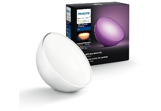 Lámpara de mesa LED inteligente portátil Philips Hue Go , luz blanca y de color