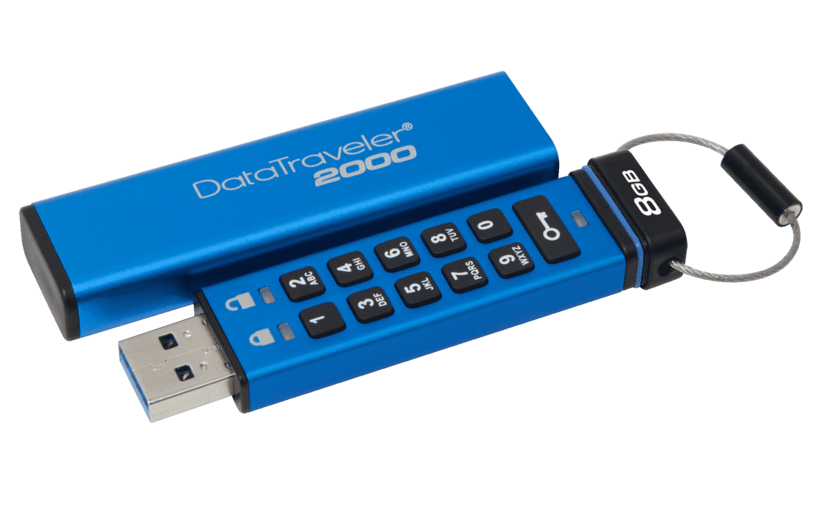KINGSTON  DataTraveler 2000 USB-Stick | 00740617271959