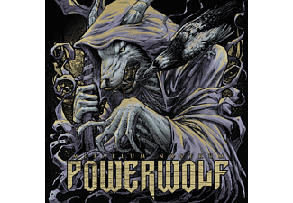 Powerwolf - Metallum Nostrum CD