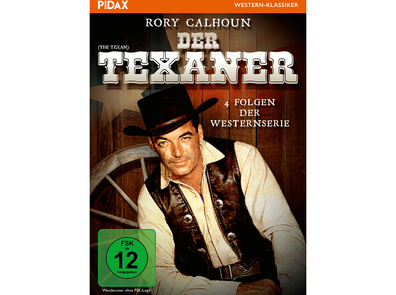 Der Texaner [DVD]