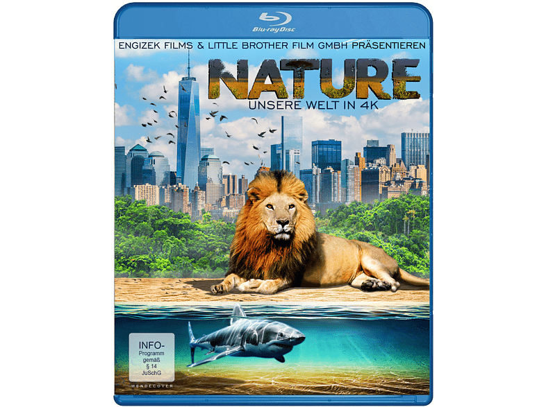 Our Nature [Blu-ray]