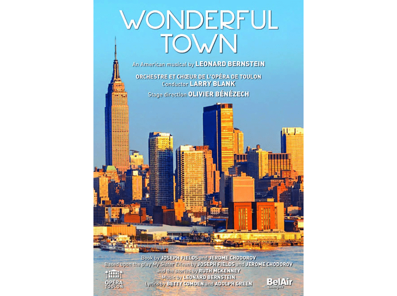 Wonderful Town [DVD]