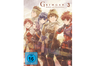 003 - GRIMGAR ASHES & ILLUSIONS - (DVD)