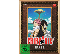 Fairy Tail – Box 5 - (DVD)