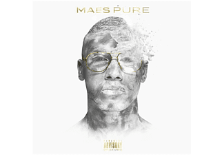 Maes - Pure CD