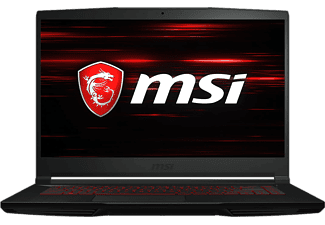 MSI Gaming laptop Intel Core i7-8750H GF63 8RD (GF63 8RD-051BE)