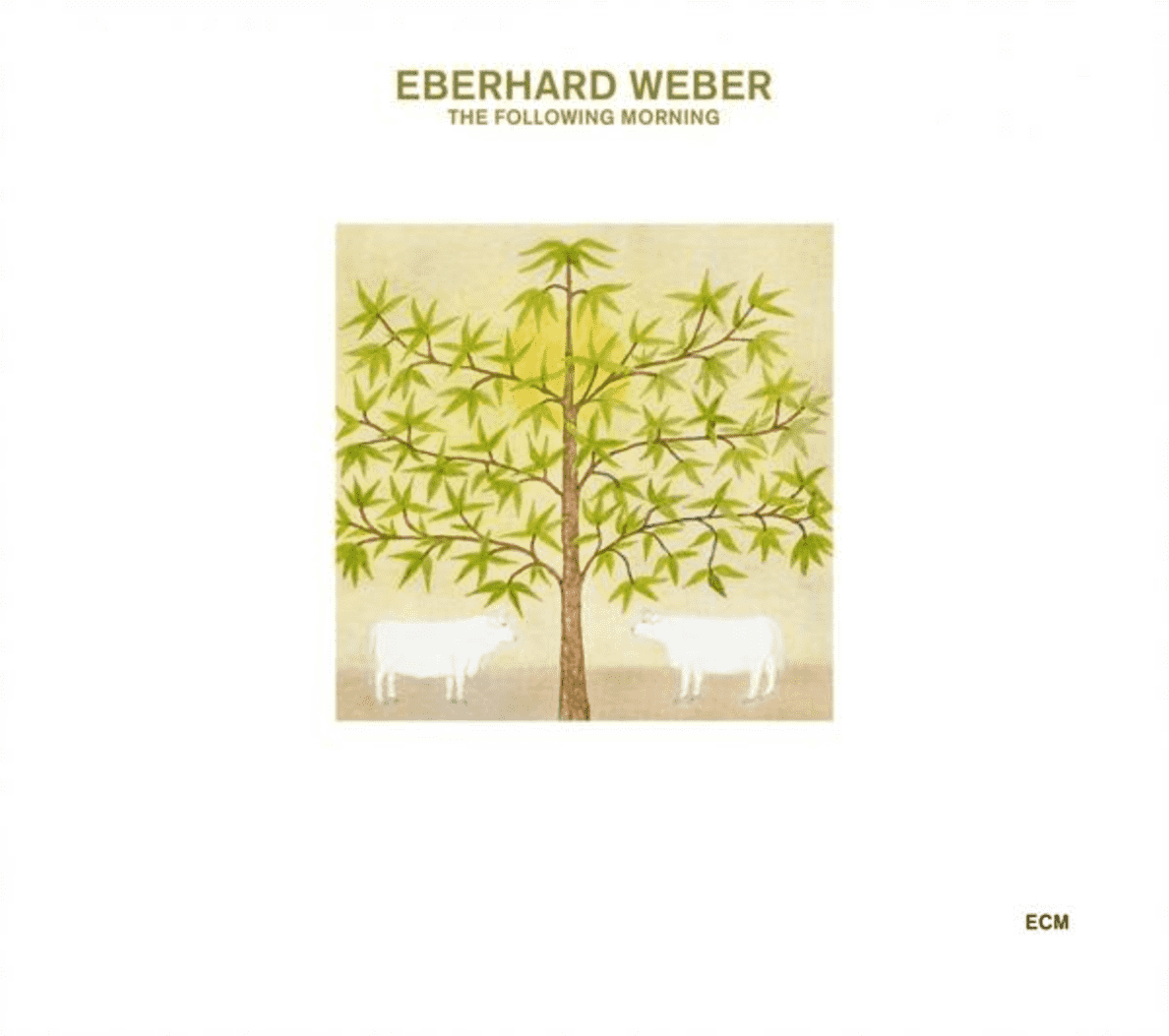 The Following Morning (Touchstones) Eberhard Weber auf CD