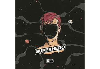 Nh3 - SUPERHERO - (CD)