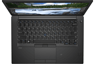 DELL Latitude 7490, Notebook mit 14 Zoll Display, Core™ i5 Prozessor, 16 GB RAM, 256 GB SSD, Intel® UHD-Grafik 620, Schwarz