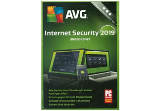 AVG Internet Security unbegrenzt 2019
