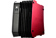 ENERMAX Steelwing Rot  PC Gehäuse , Dynamic Red