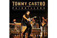 Tommy And The Painkillers Castro - Killin' It Live [CD]