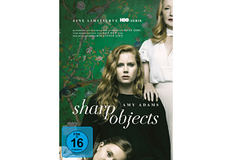 Sharp Objects - Staffel 1 - (DVD)