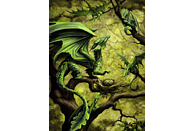 RAVENSBURGER Walddrache by Anne Stokes Puzzle, Mehrfarbig