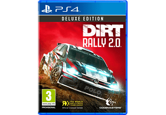 DiRT Rally 2.0 Deluxe Edition NL/FR PS4