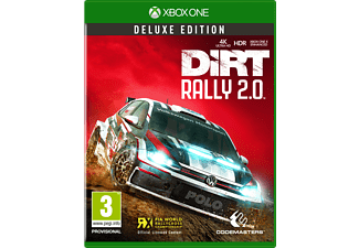 DiRT Rally 2.0 Deluxe Edition NL/FR Xbox One