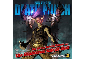 Five Finger Death Punch - The Wrong Side Of Heaven And The Righteous Side Of - (Vinyl)