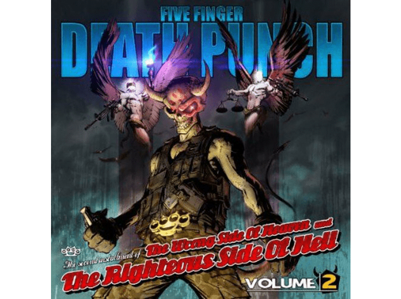 Five Finger Death Punch - The Wrong Side Of Heaven And The Righteous Side Of [Vinyl]