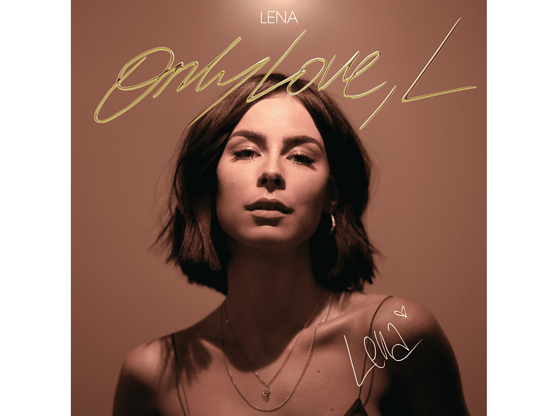 Lena - Only Love, L (Limited signierte MM Fan Edition) [CD + Merchandising]