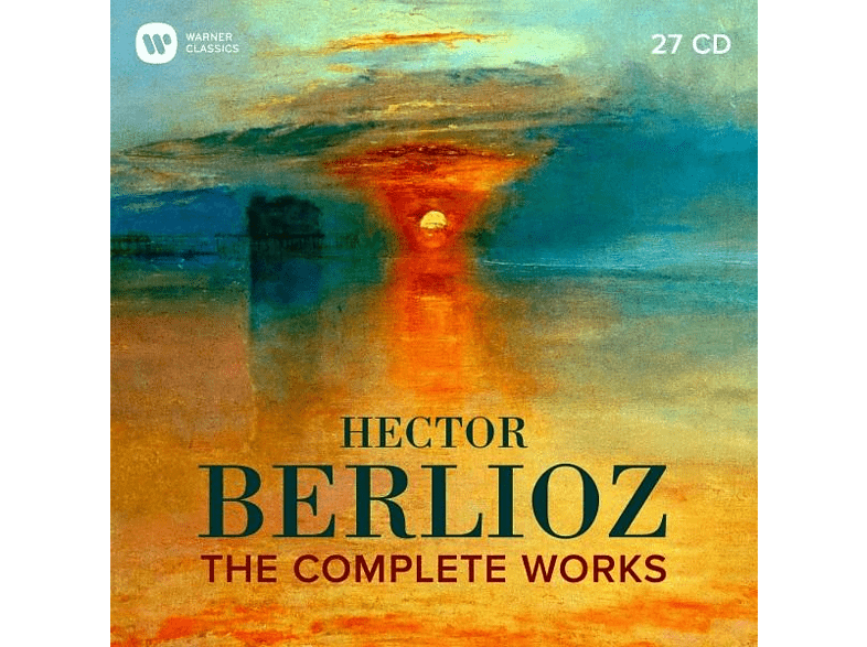 VARIOUS - Berlioz: The Complete Works [CD]