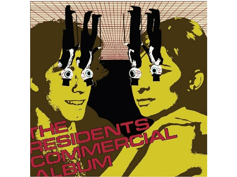 The Residents - Commercial Album (Remastered+Expanded 2CD) [CD]
