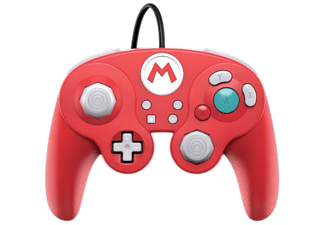 PDP Smash Pad Pro Mario Switch controller (0708056064334)