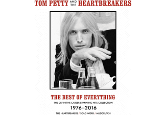 Tom Petty And The Heartbreakers - The Best Of Everything 1976 - 2016 CD