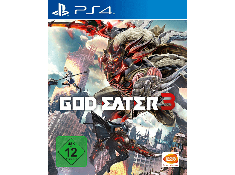 God Eater 3 [PlayStation 4]