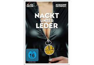 Nackt unter Leder (The Girl on a Mo - (DVD)