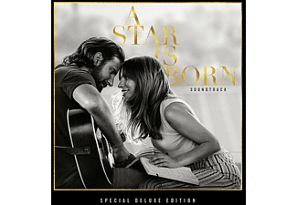 Lady Gaga & Bradley Cooper - A Star Is Born (Csillag születik) (Special Deluxe Edition) (CD)