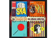 VARIOUS - The Treasure Isle Ska Albums (4 Albums on 2CDs) [CD]