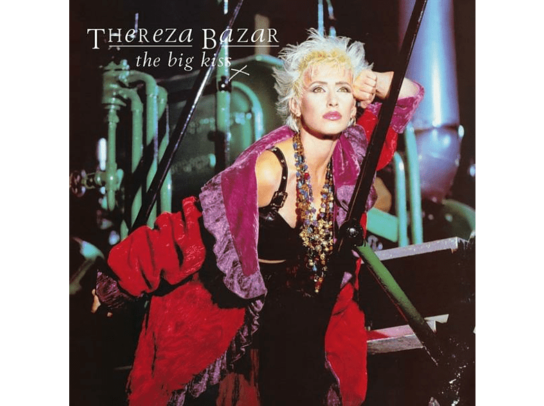 Thereza Bazar - The Big Kiss (Expanded 2 CD Edition) [CD]