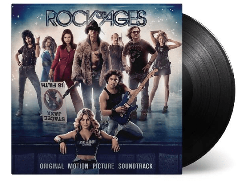 OST/VARIOUS - Rock Of Ages [Vinyl]
