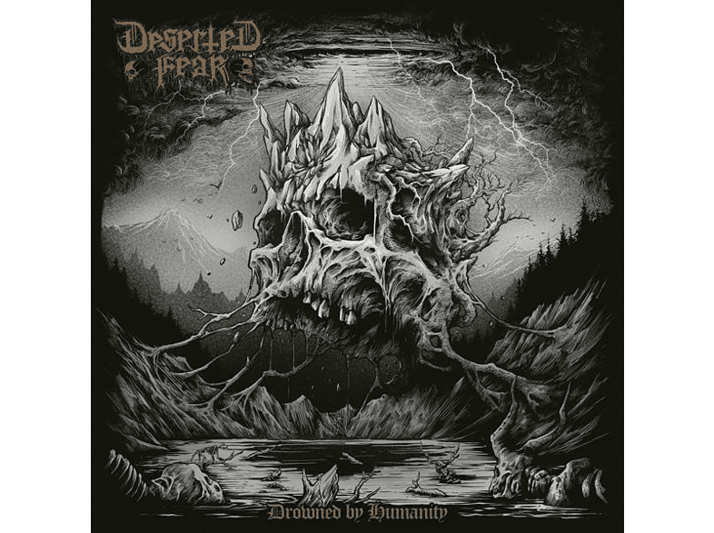 Deserted Fear - Drowned By Humanity [Vinyl]