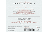 Sampson/Morsch/Reuss/Orch.of the Eighteenth Cent. - Ein Deutsches Requiem [CD]