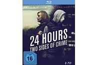 24 Hours-Two Sides Of Crime (Blu-ray) [Blu-ray]