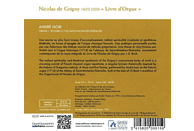 Andre Isoir - Livre d'Orgue [CD]
