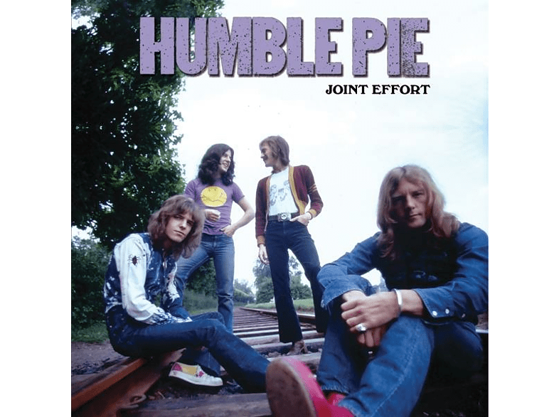 Humble Pie - Joint Effort [CD]