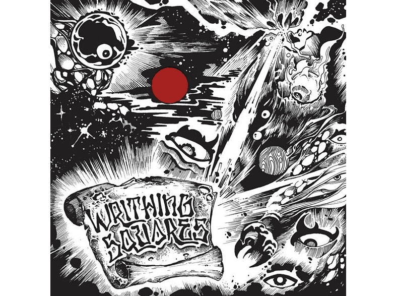 Writhing Squares - Out Of The Ether [CD]