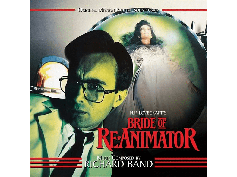 Richard Band - Bride Of Re-Animator: Original Motion Picture Soun [CD]