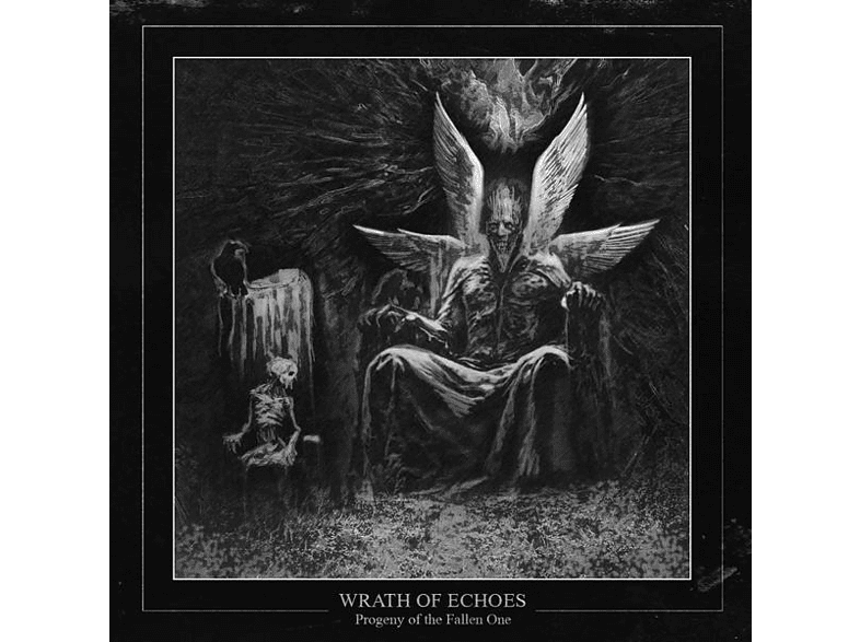 Wrath Of Echoes - Progeny Of The Fallen One [CD]