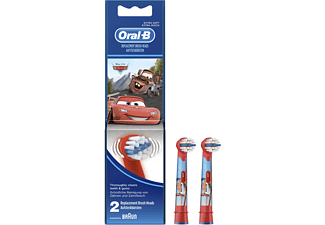 ORAL-B 2er Aufsteckbürsten EB Stages Power