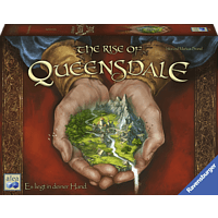 RAVENSBURGER The Rise of Queensdale Alea, Mehrfarbig