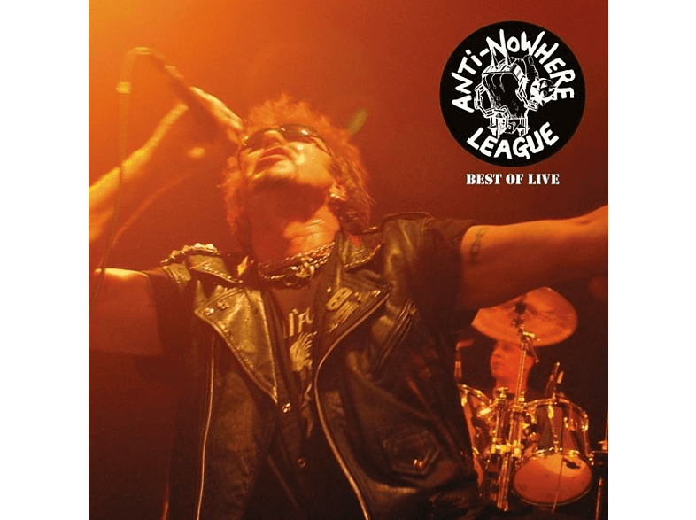 Anti-Nowhere League - Best Of Live [Vinyl]