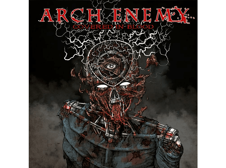 Arch Enemy - Covered In Blood [LP + Bonus-CD]