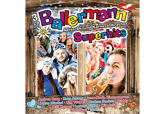 Various - Ballermann Superhits:Après Ski & Karneval Kracher - (CD)