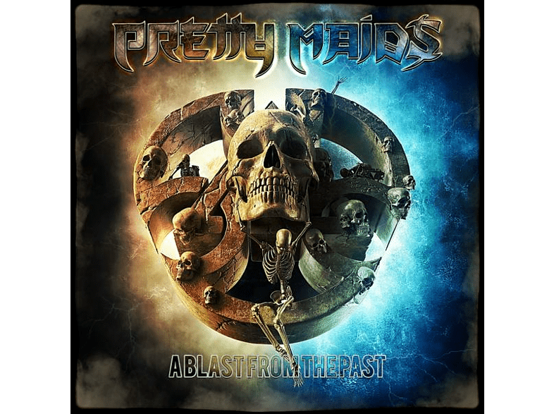 Pretty Maids - A Blast From The Past (12CD Box Set) [CD]