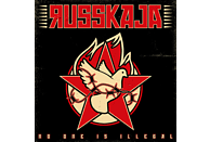 Russkaja - No One Is Illegal (Limited Digipack) [CD]