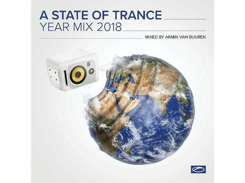Various - A State Of Trance Yearmix 2018 [Vinyl]
